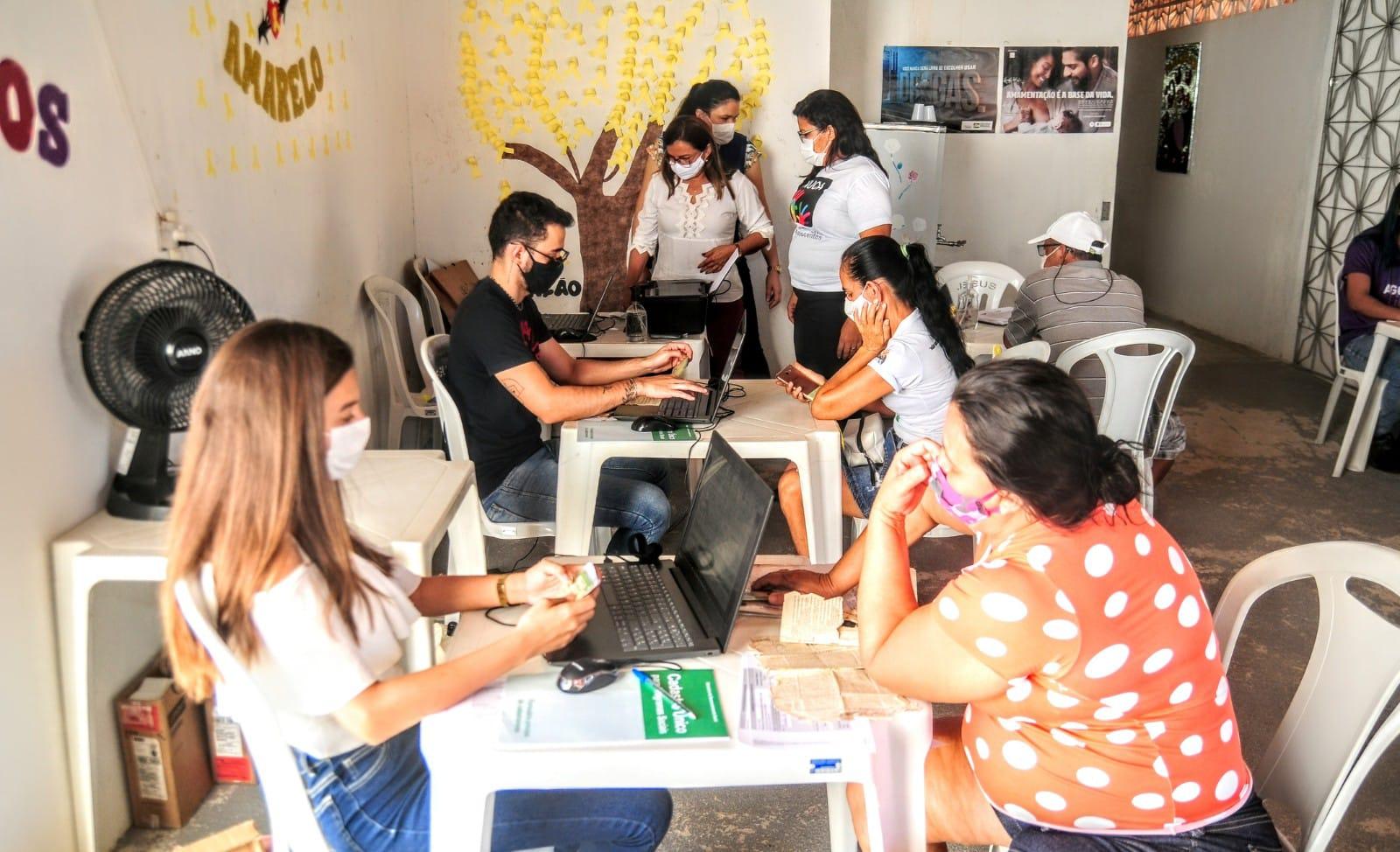 CRAS Sumaré recebe descentralização dos serviços do Cadastro Único e Plantão Social
