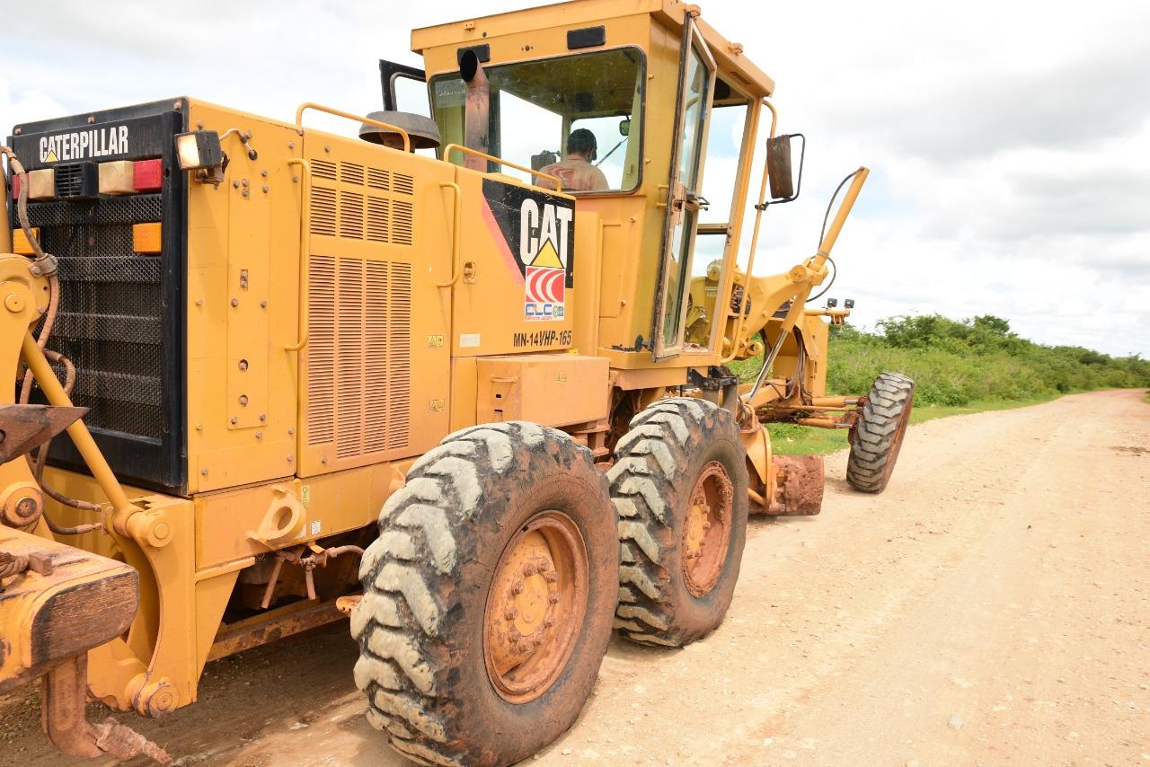 Prefeitura recuperou mais de 180 quilômetros de estradas vicinais