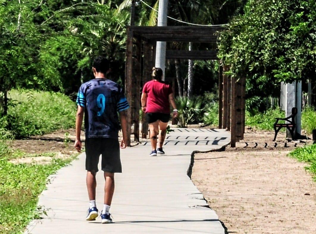 Parceria entre Prefeitura e UERN oferta domingo de atividades no Parque Municipal