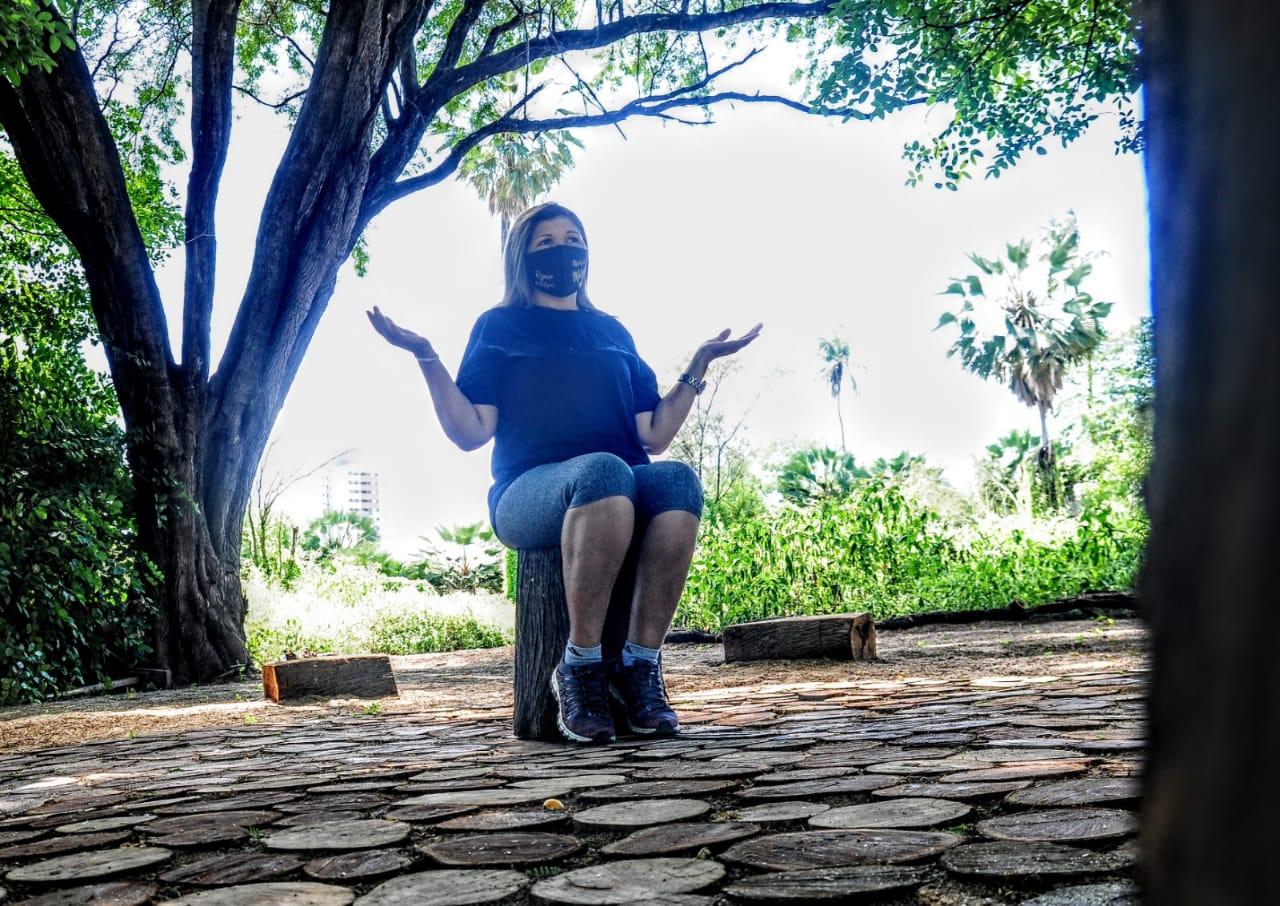 Parque Municipal ganha espaço voltado para leitura e meditação