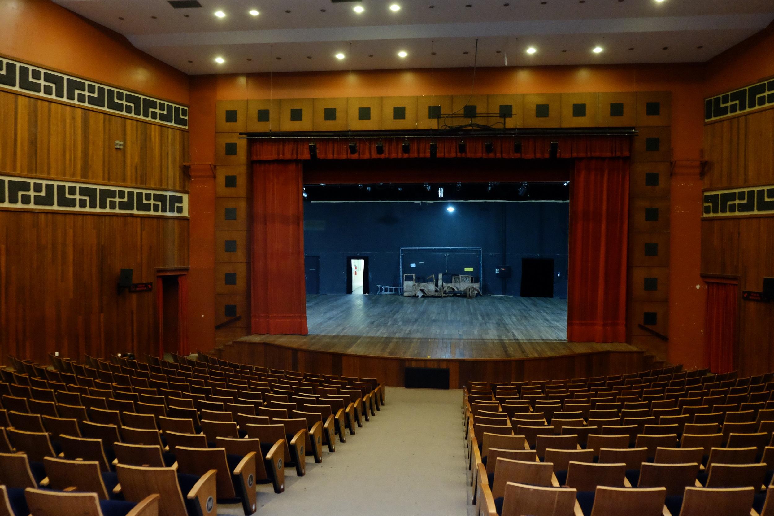 Teatro Municipal terá programação de eventos e espetáculos com público em setembro
