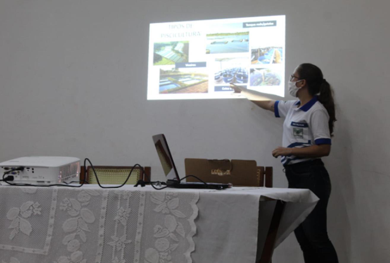 Secretaria de Agricultura e Senar iniciam curso de piscicultura básica