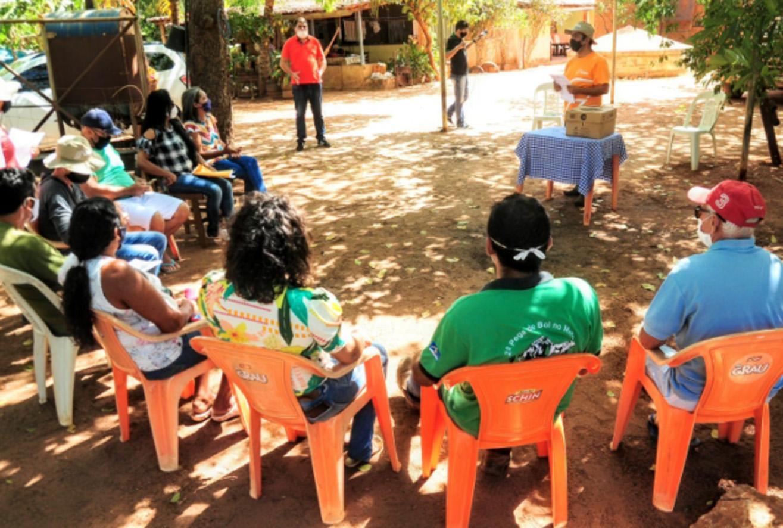 Censo rural já visitou quase 2,5 mil famílias em 36 comunidades de Mossoró