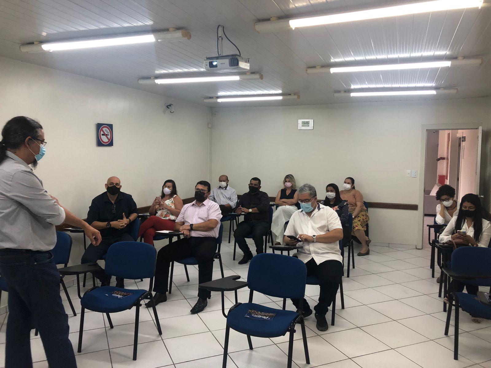 Prefeitura e instituições retomam oficinas de planejamento do Mossoró Cidade Junina 2022