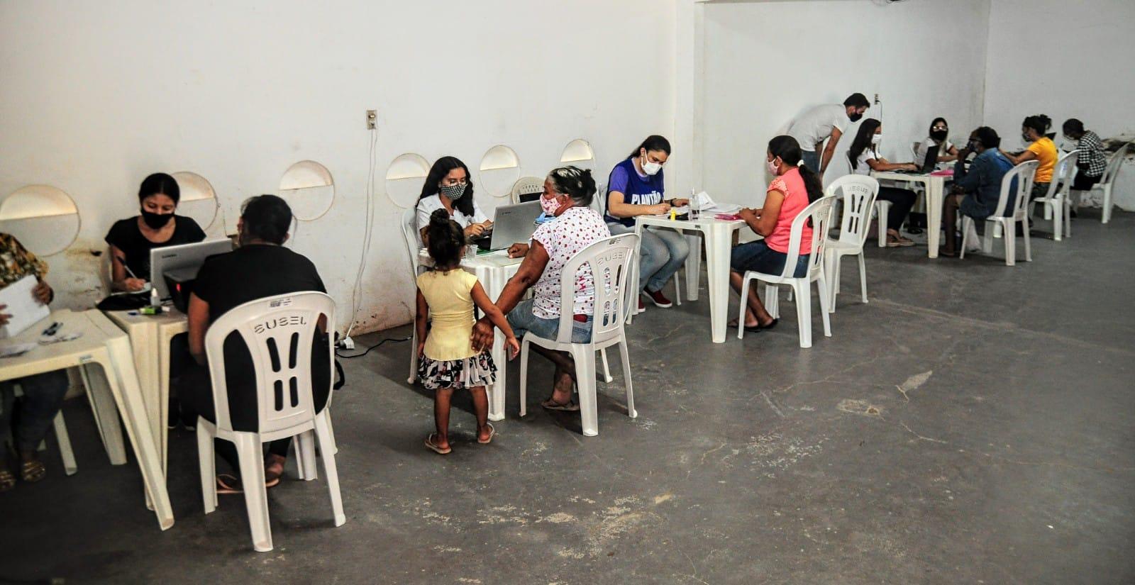 Descentralização do Cadastro Único e Plantão Social chega ao CRAS Costa e Silva