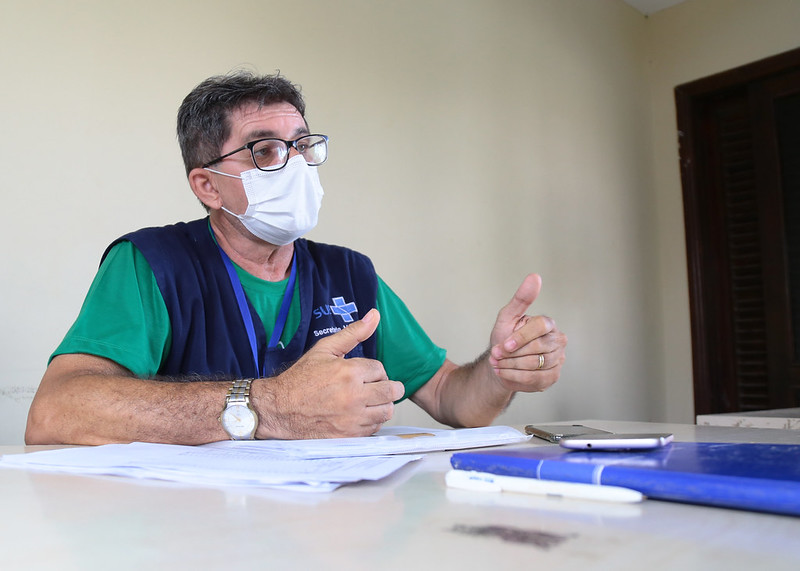 Cai índice de infestação de dengue em Mossoró