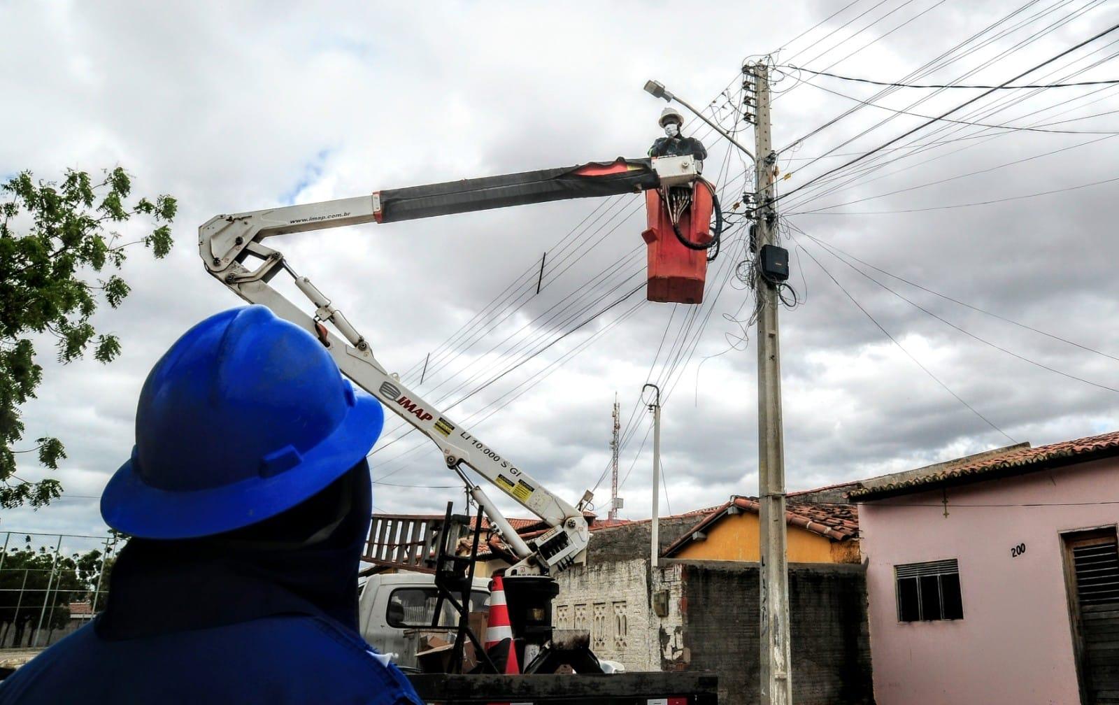 Modernização da iluminação pública proporciona segurança à população