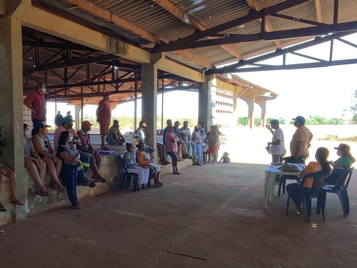 Secretaria de Cultura realiza levantamento para traçar ações de arte e cultura na zona rural