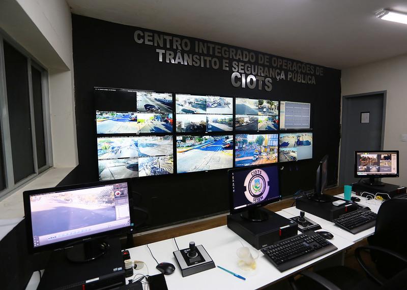 Prefeitura amplia sistema de videomonitoramento sem custo adicional