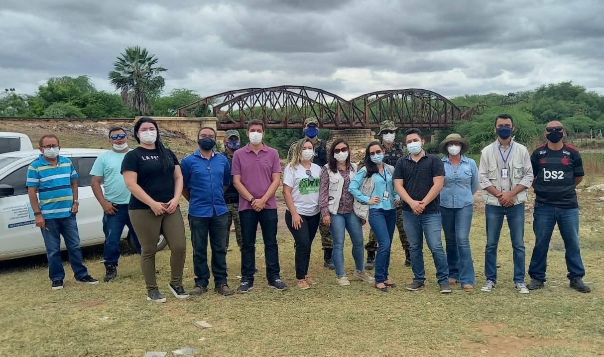 Município desenvolve ações para preservação e recuperação do Rio Apodi-Mossoró