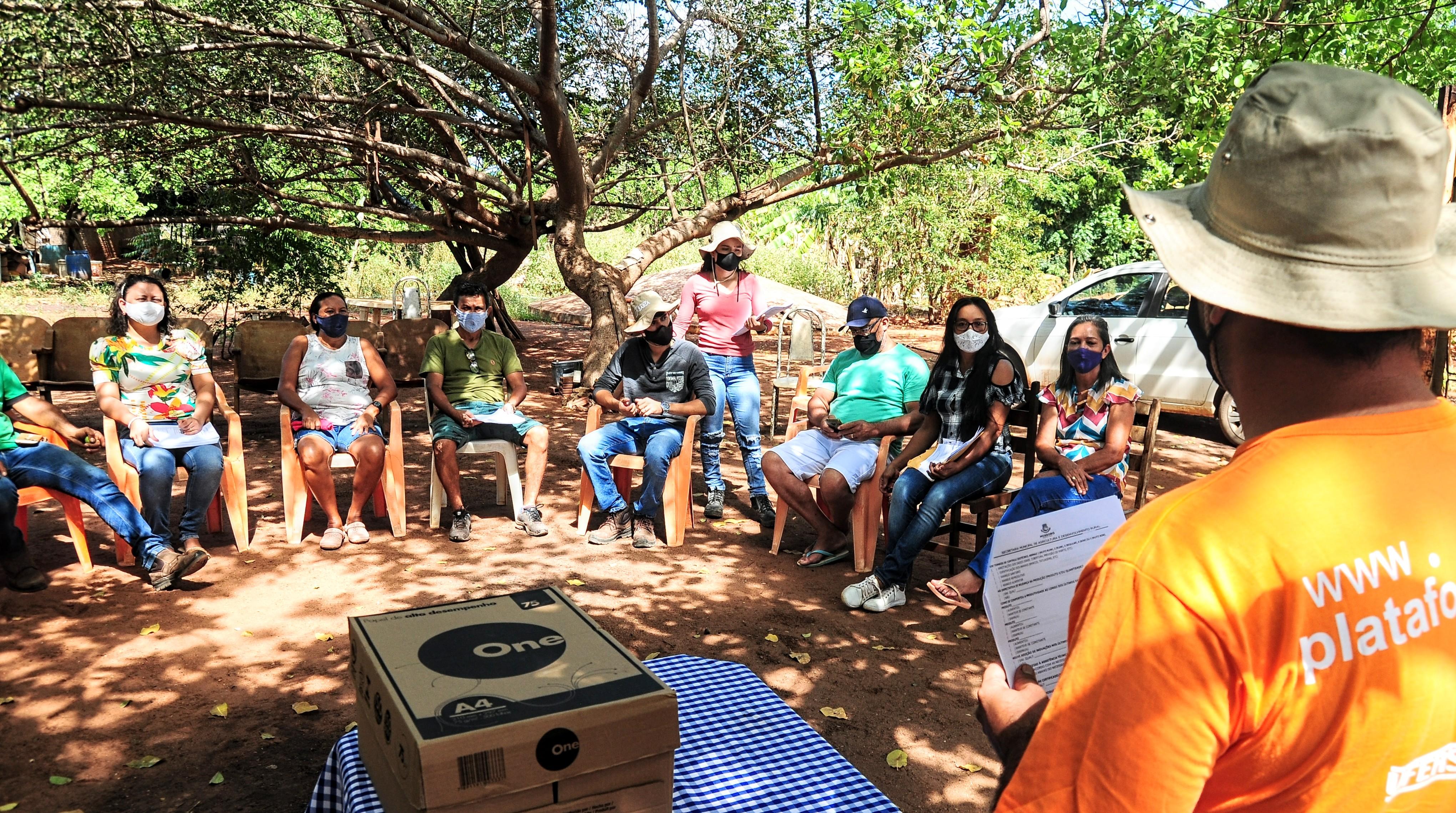 Censo rural entra na sétima semana de visitas a comunidades rurais