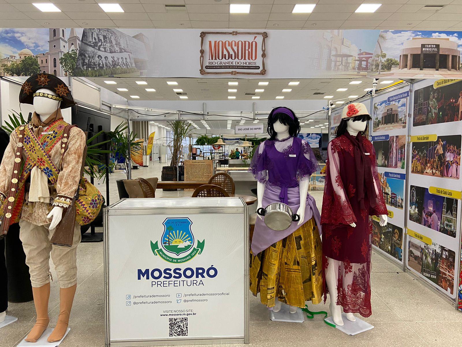 Mossoró desembarca na 7ª FEMPTUR levando o melhor da sua cultura, turismo e economia