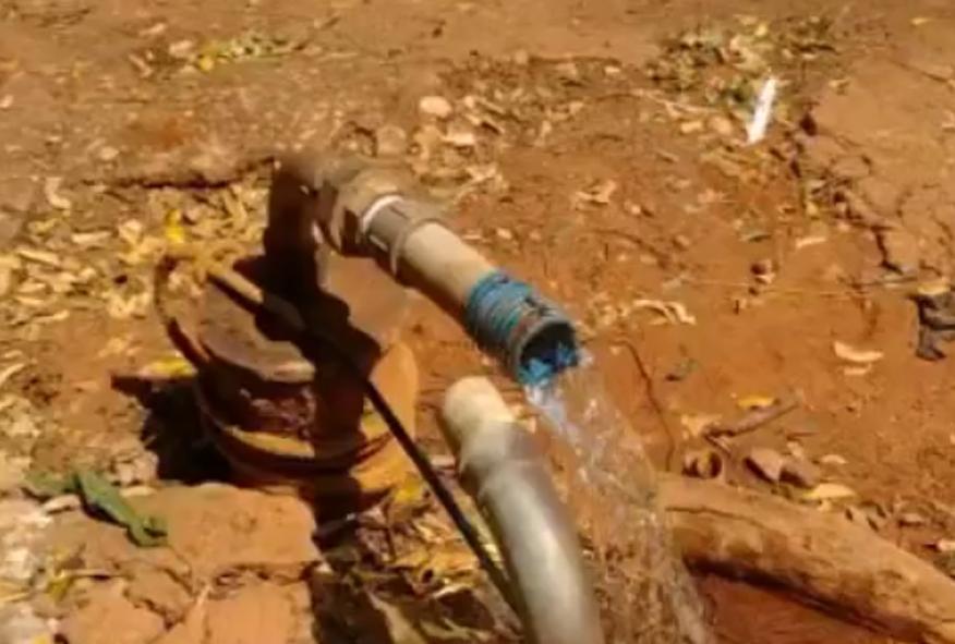 Secretaria realiza manutenção e conserto de bombas no Coqueiro e Córrego