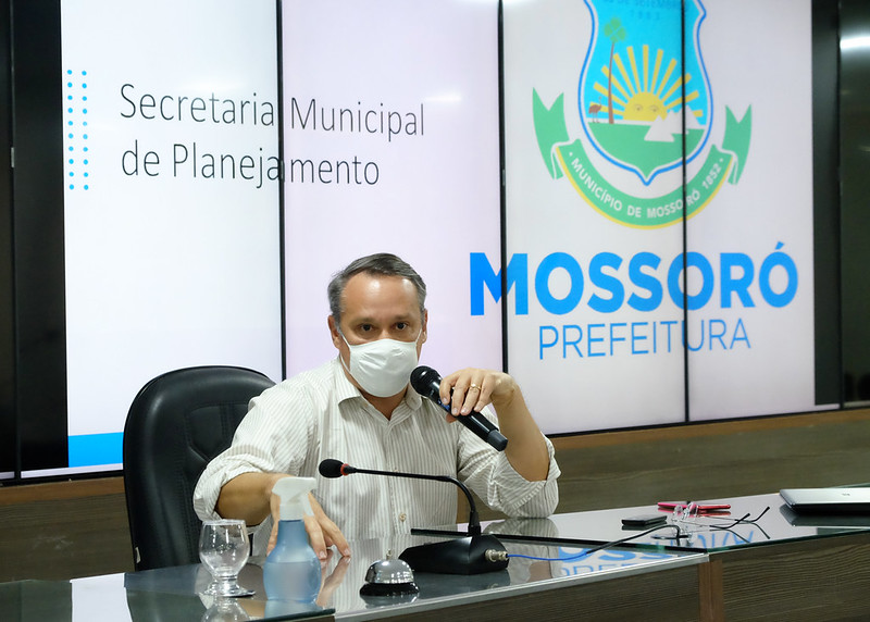 Prefeitura debate PPA e LOA com os vereadores na Câmara Municipal de Mossoró