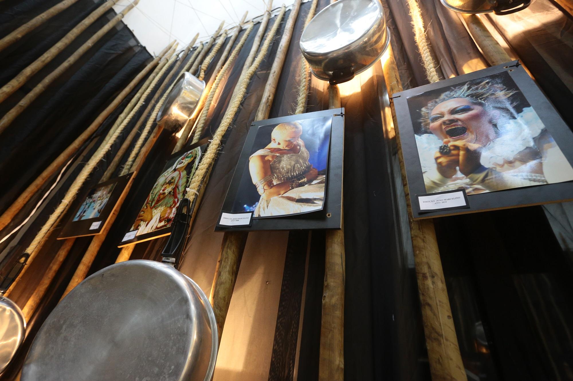 Exposição Auto da Liberdade Memórias continua em cartaz no Partage Shopping