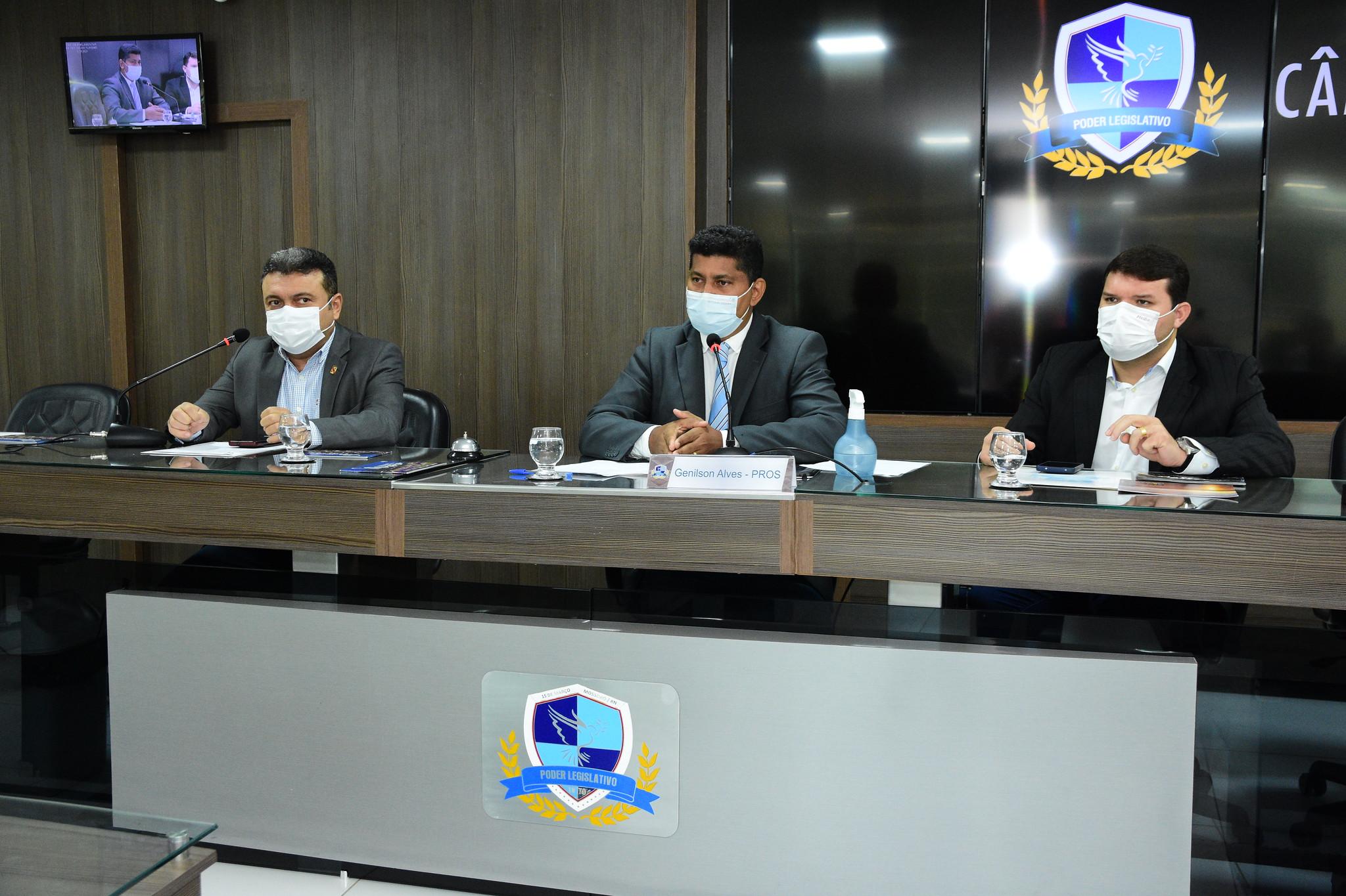 Prefeitura discute com Câmara Municipal e entidades rumos do turismo mossoroense