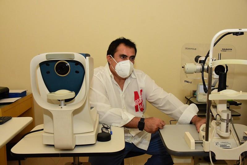 Mais de 1.500 cirurgias de catarata já foram autorizadas pelo município