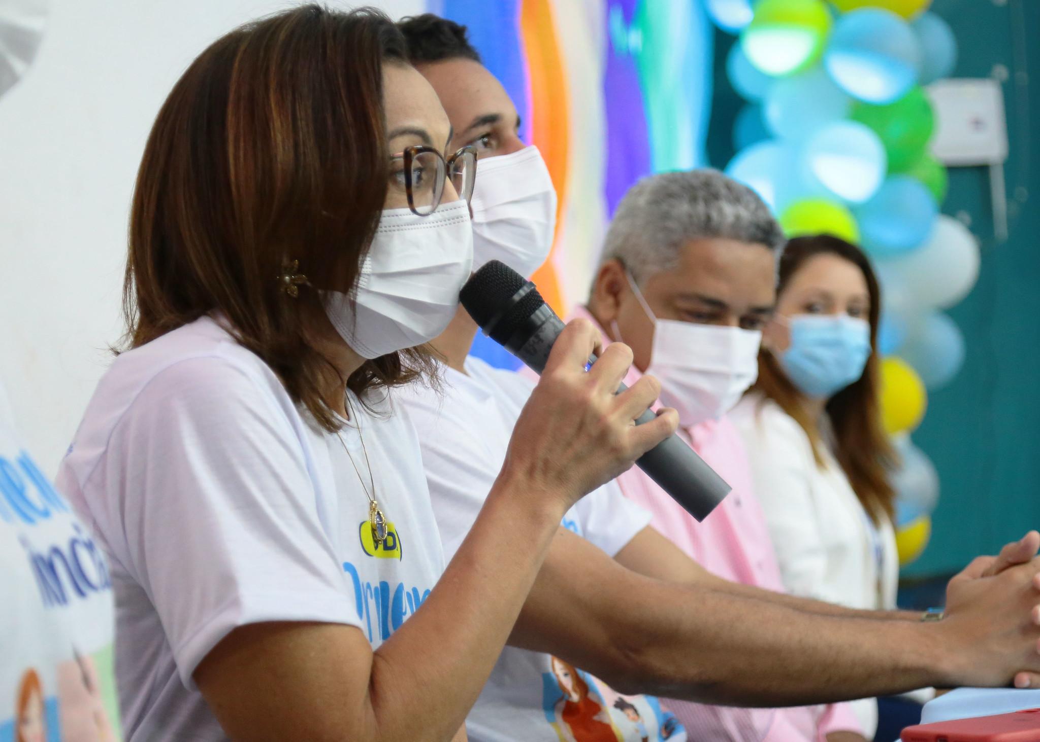Secretaria de Educação conclui participação no Mês da Primeira Infância