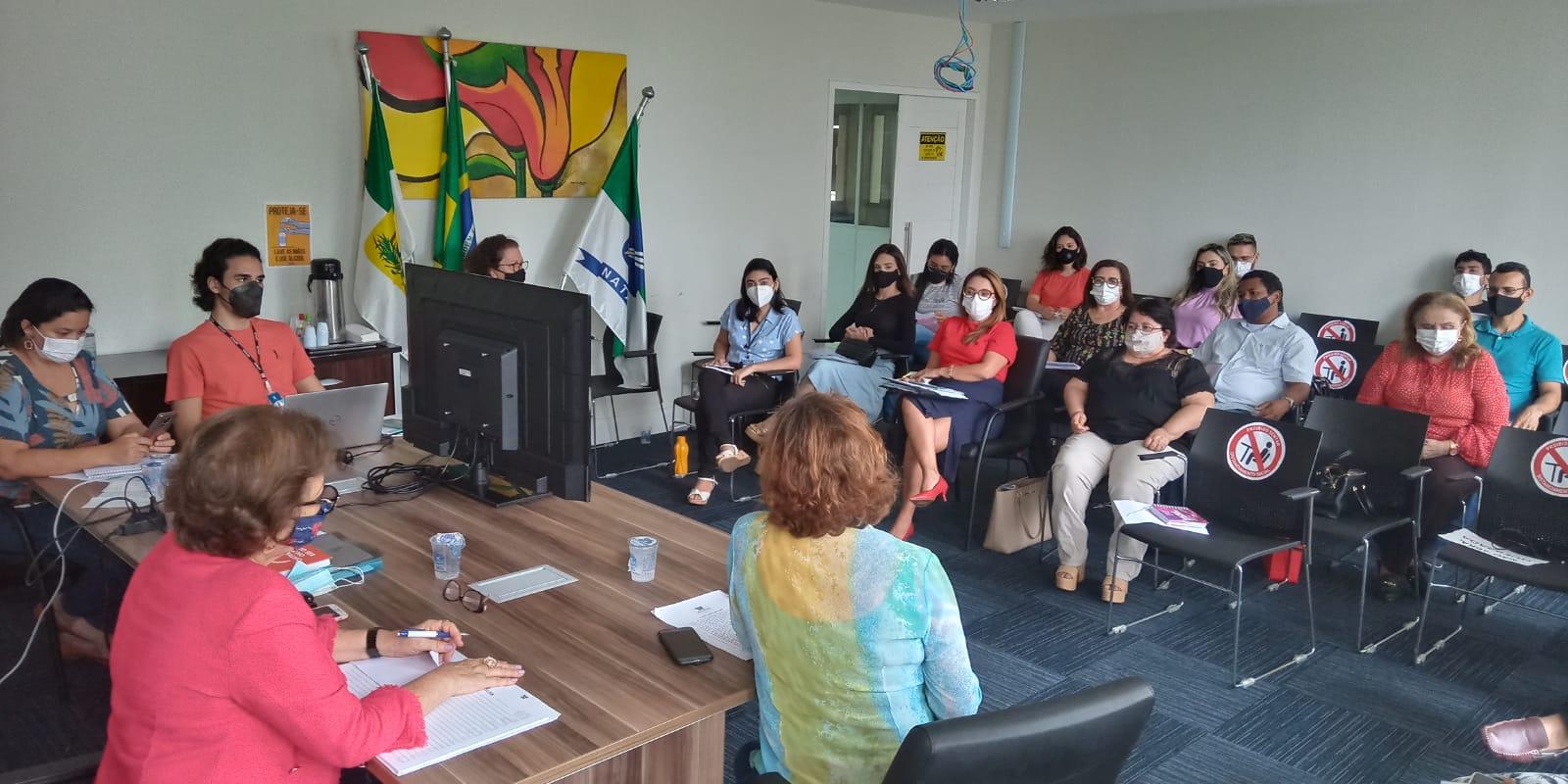 Reunião em Natal discute pauta da assistência social
