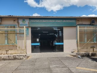 Centro Clínico Prof. Vingt-Un Rosado. Foto: Célio Duarte/Secom PMM