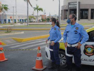 Agentes de trânsito cumprirão jornada de trabalho prevista em lei. Foto: Wilson Moreno/Secom PMM